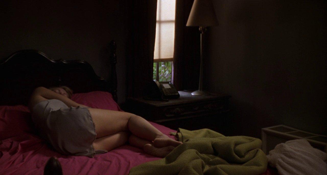 Diane erwacht aus dem Traum