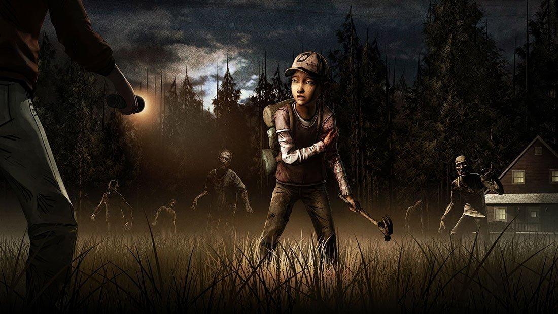 The Walking Dead - Season 01 - Header