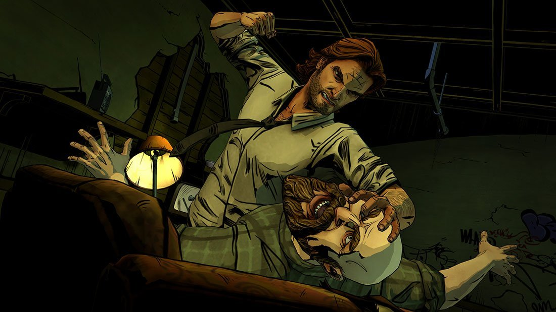 The Wolf Among Us - Season 01 - Header